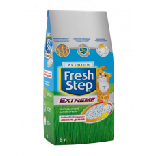 Наполнитель для кошачьего туалета впитывающий Fresh Stap / Фреш Степ