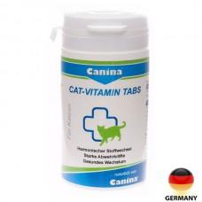 Canina Cat-Mineral Tabs 100 таблеток