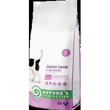 Junior Lamb для растущих собак всех пород c 2-18 мес. Гипоаллергенный