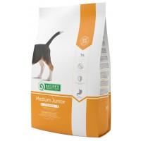 Для растущих собак средних пород Medium Junior - Natures protection