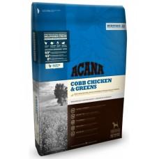 Корм для собак Acana Cobb Chicken & Greens