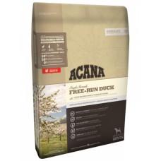 Корм для собак Acana Free-Run Duck с уткой